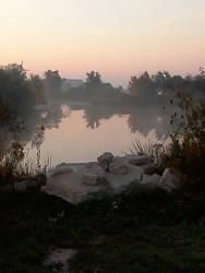 Misty morning by zombycat