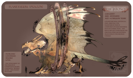 Planetarum Adoptable Auction - THE KRONOS [CLOSED] by arsauron