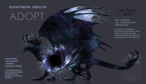Planetarum Adoptable Auction - THE ABYSS [SOLD]