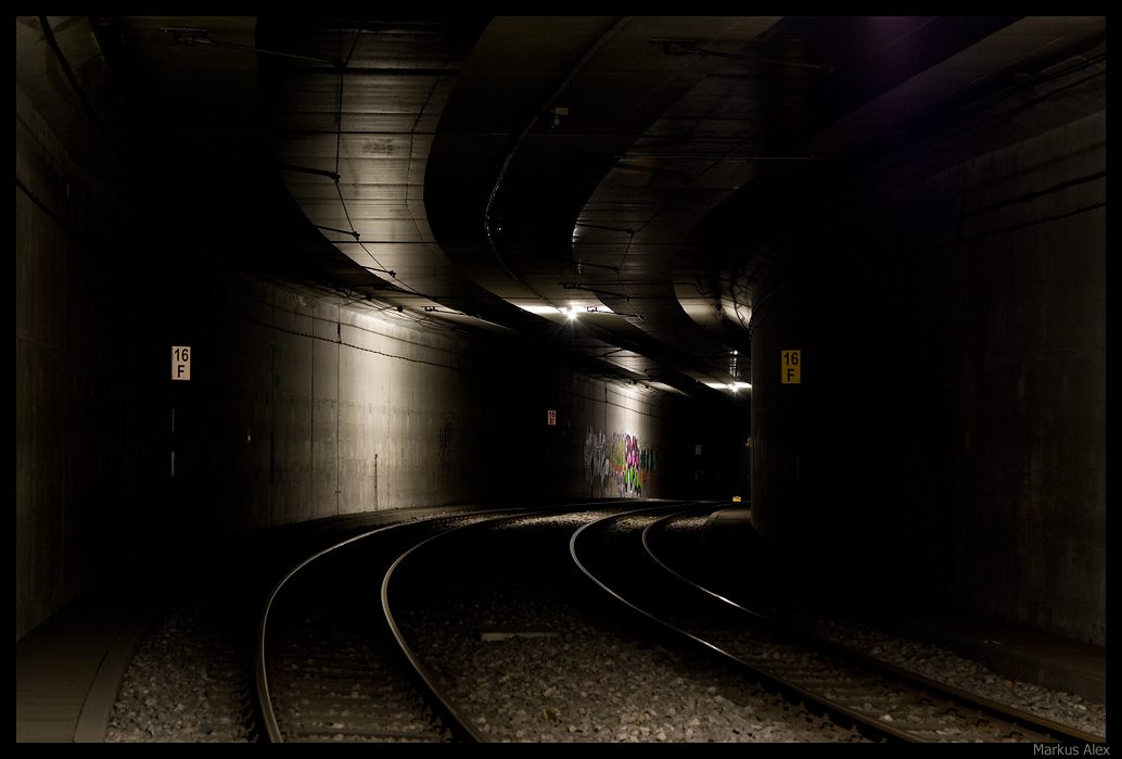 Afraid of the dark by TramwayPhotography