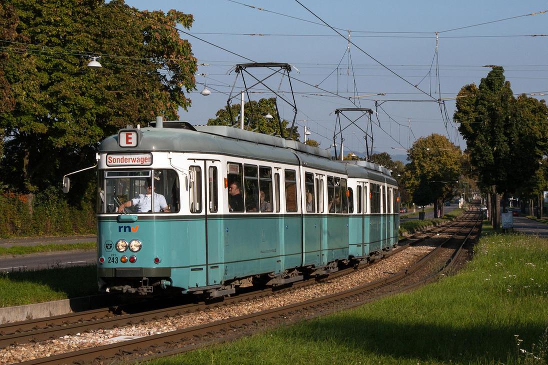 E Sonderwagen by TramwayPhotography