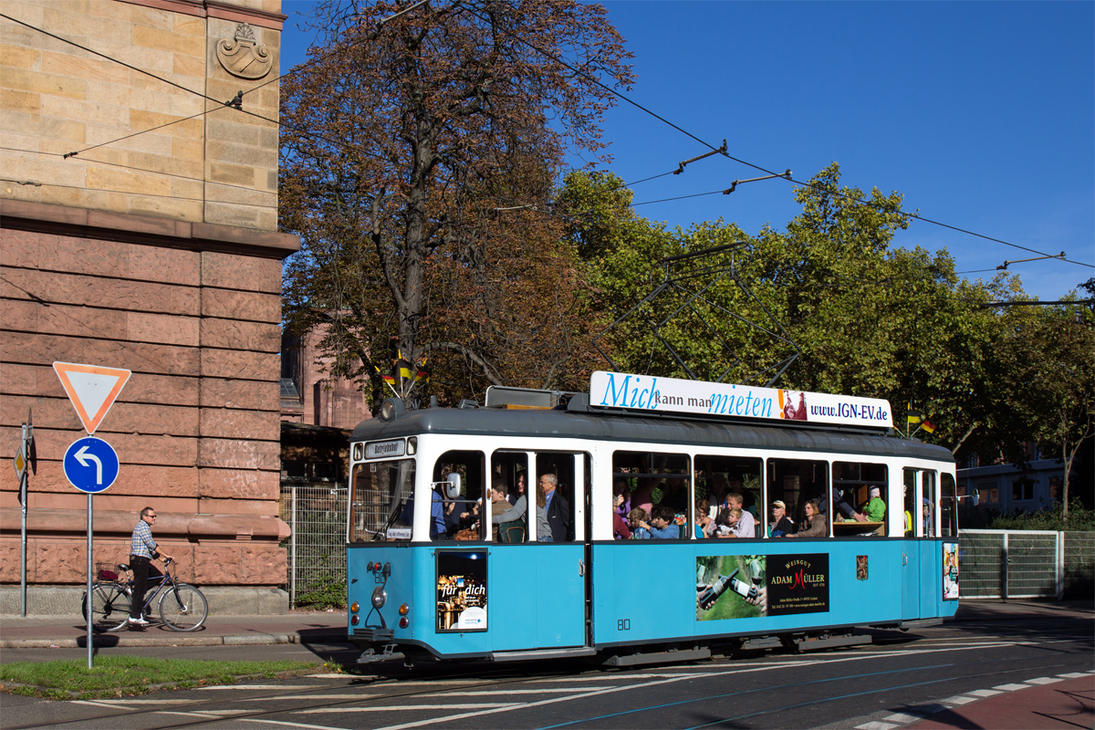 Tram for hire by TramwayPhotography