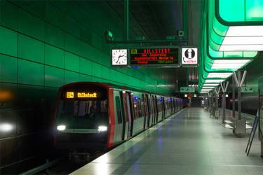 Hamburg Hafencity by TramwayPhotography