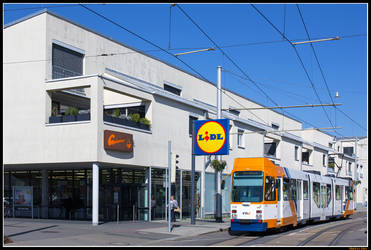 Stopping for Shopping by TramwayPhotography