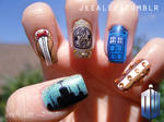 Doctor Who Nails