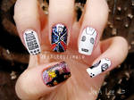 Doctor Who Nails | The Twelfth Doctor