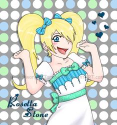 Rosetta Stone by Tami6677
