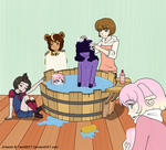 SD :: Uzors Bath Time by Tami6677
