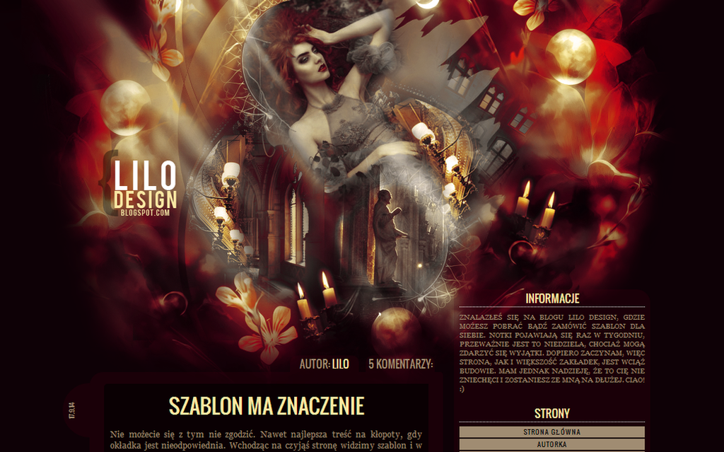 Lilo Design by SzablonyJill