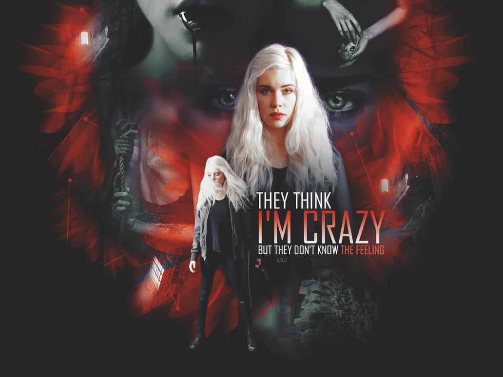 Blend Im Crazy by SzablonyJill
