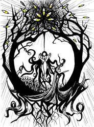 Tarot: The World by Sheralt