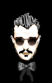 Brandon Flowers T Shirt