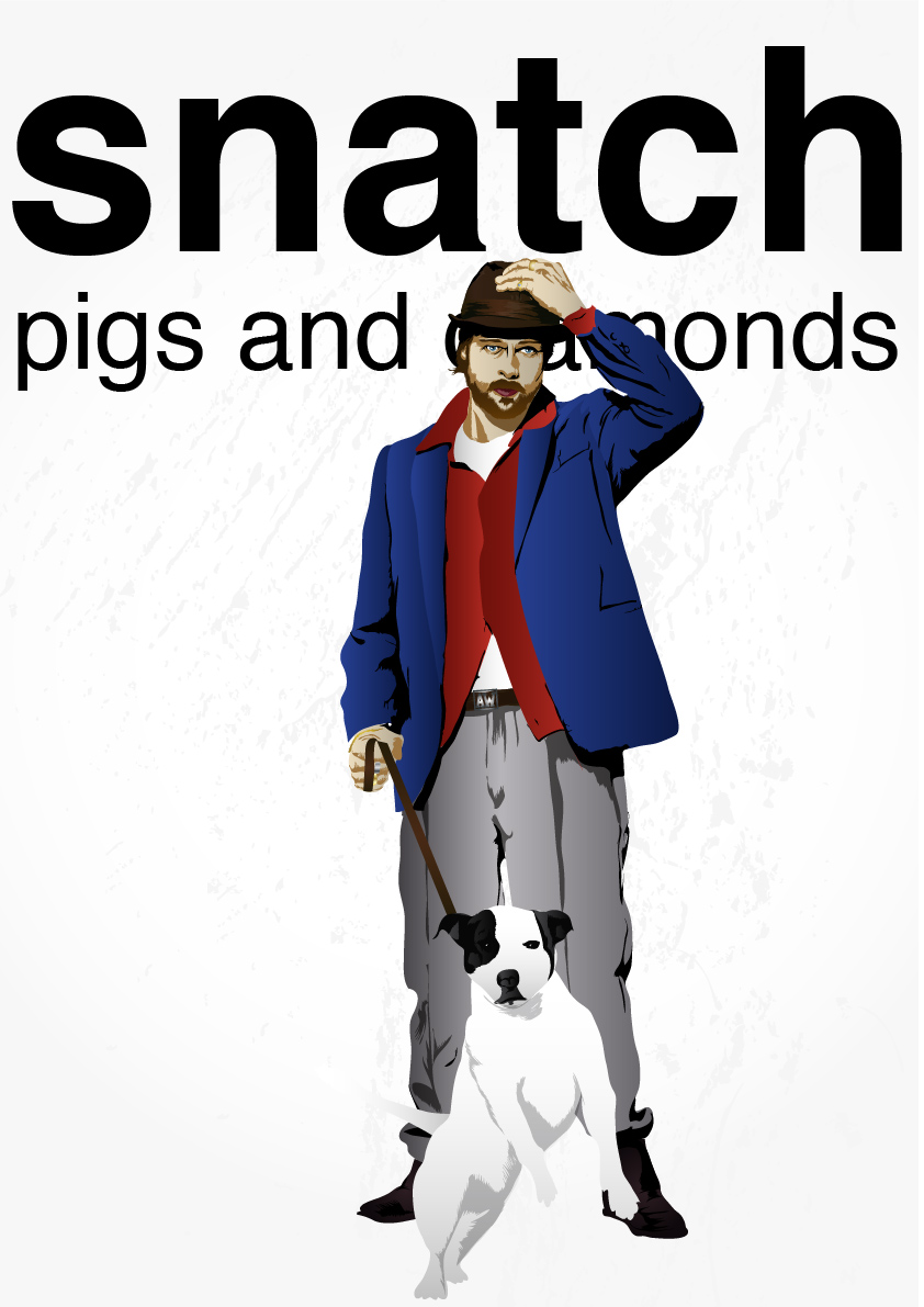 Snatch 1 by artwarriors