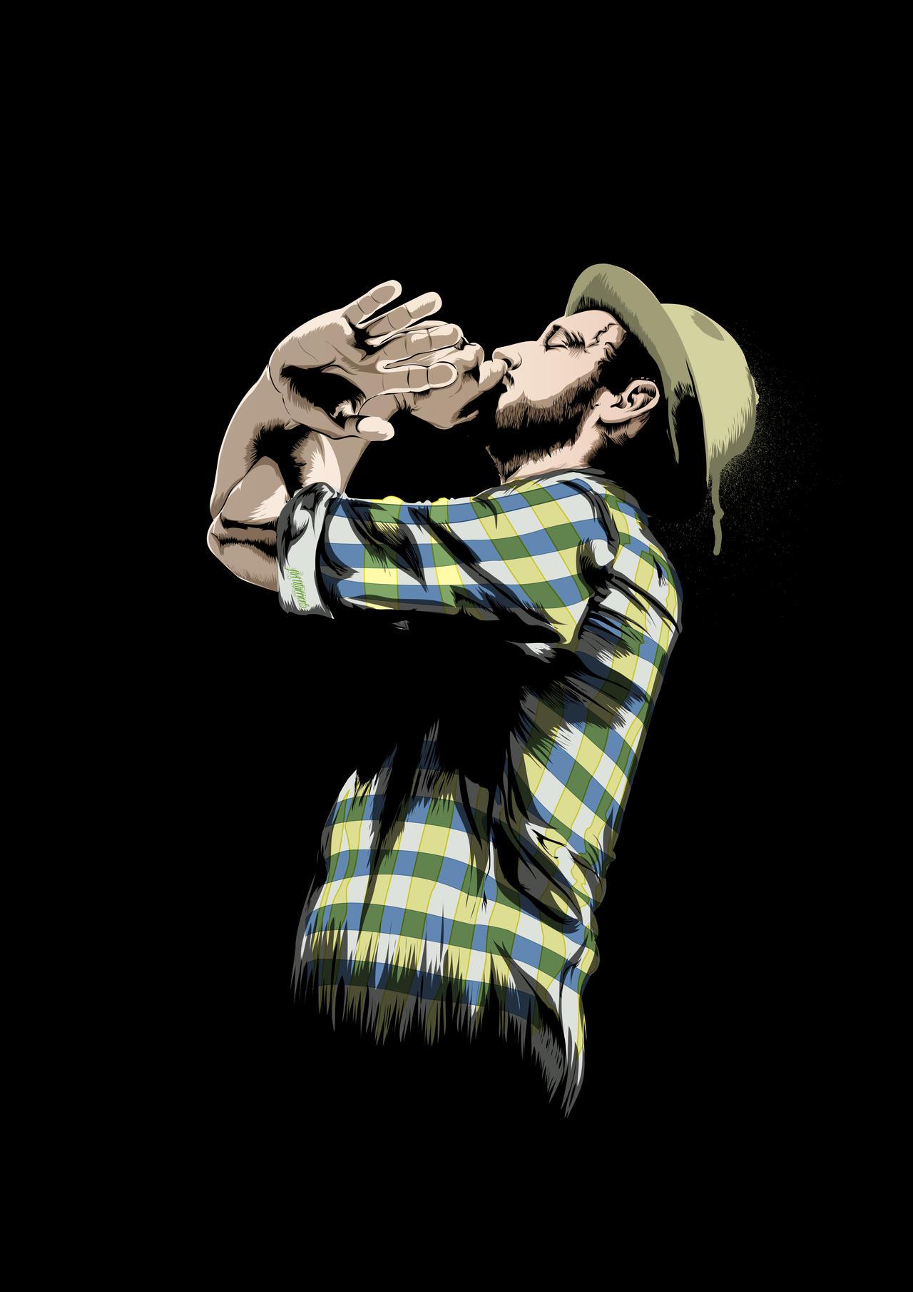 Beatsteaks by artwarriors