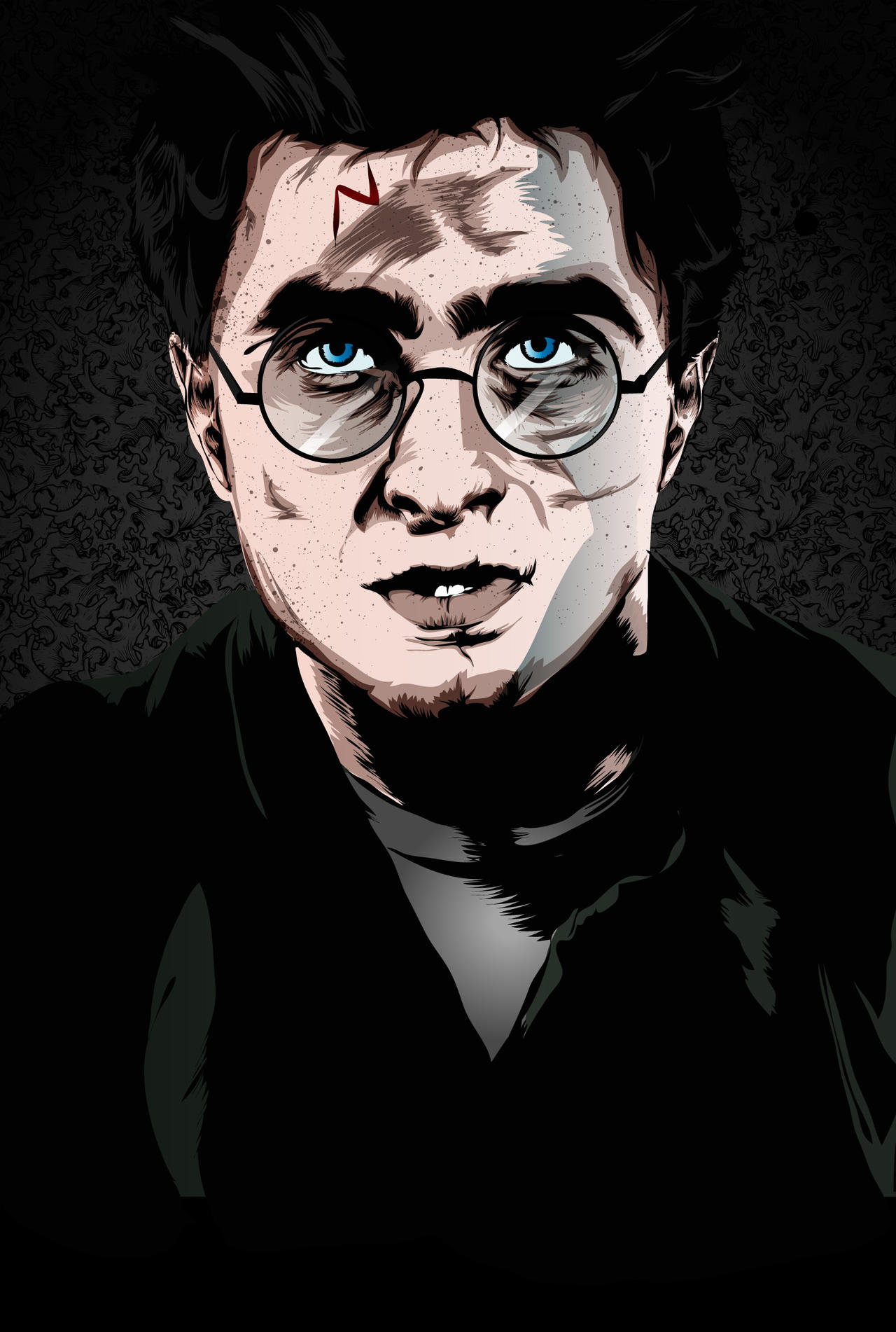 Harry Potter by artwarriors