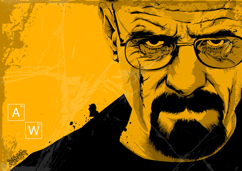 Breaking Bad by artwarriors