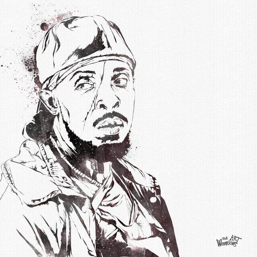 Omar Little by artwarriors on DeviantArt