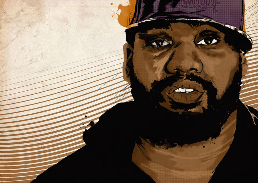 Raekwon the Chef by artwarriors
