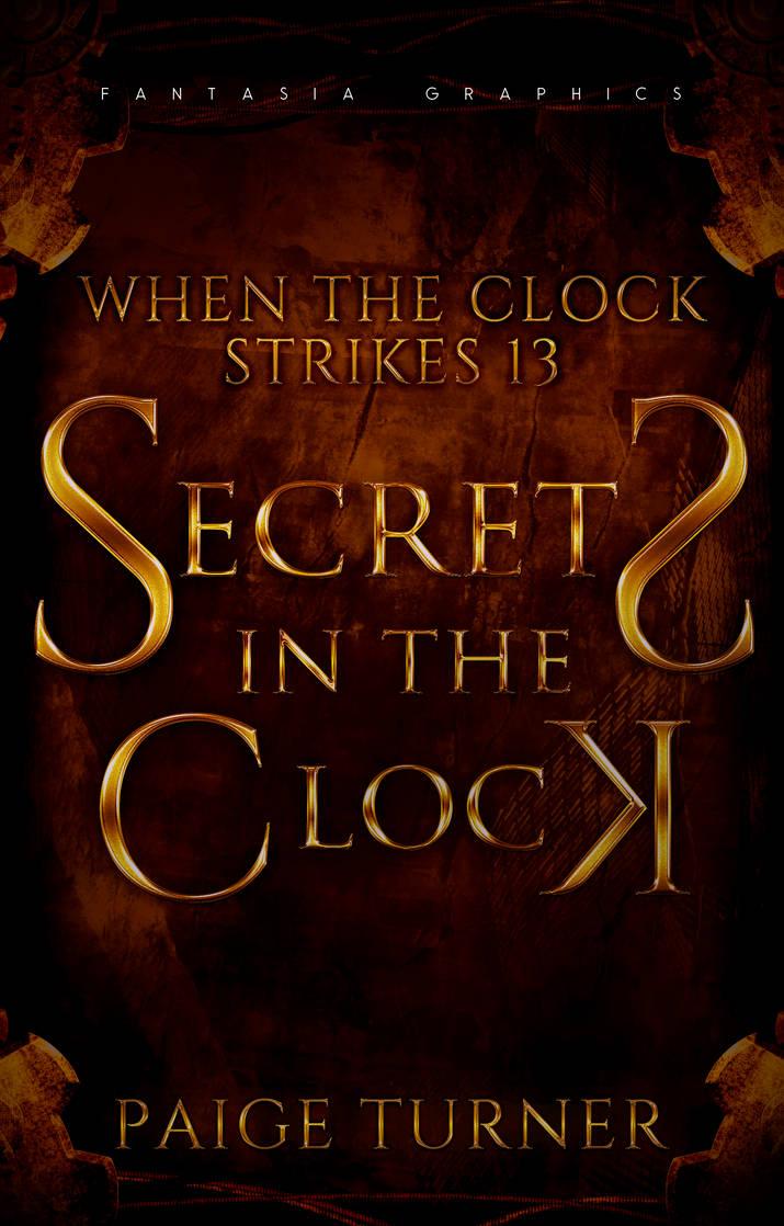 Secrets in the Clock - Cover