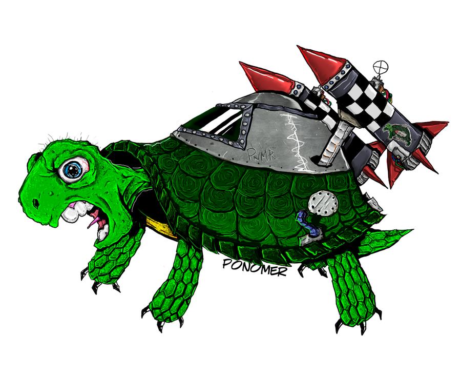 angry turtle logo - photo #27