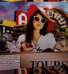 +Lana Del Rey random by Mariana1525