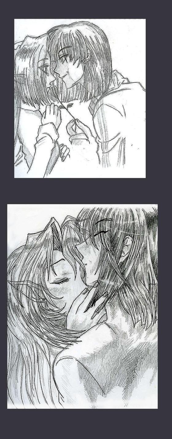 XelFi May Sketchdump by AmberPalette
