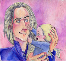 New Father, HP by AmberPalette