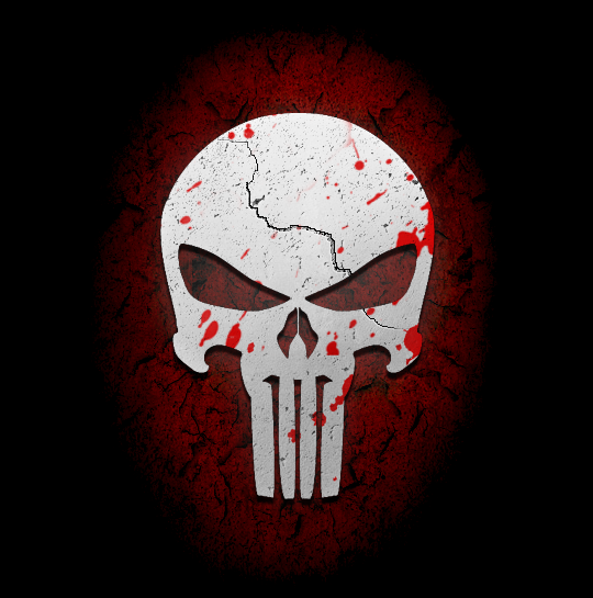 punisher logo v1 by Gunser-NR on DeviantArt
