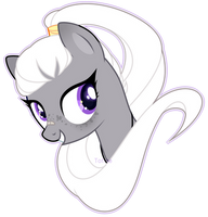 MLP OC|Melting Moon by ToffeeLavender
