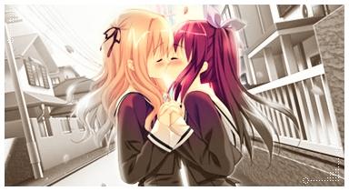 Yuri is love. by ShinyLicious