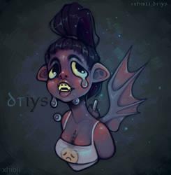 [DTIYS] Monster Tears