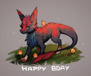 Birthday Kyrr