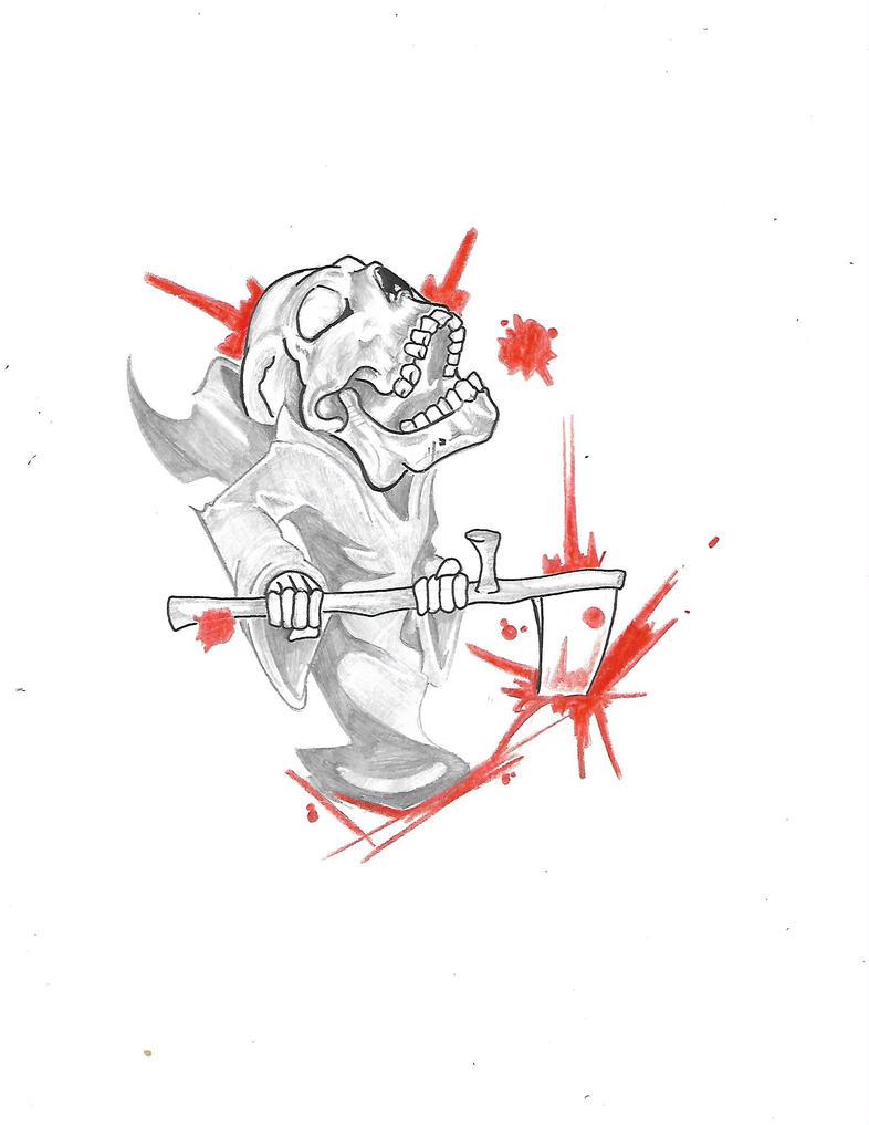 Grim by Tmonink