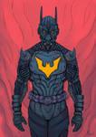 Post Apocalyptic Batsuit