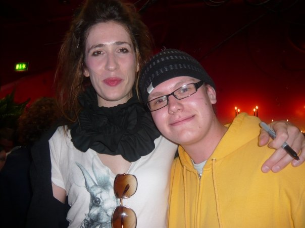 Me and Imogen Heap by ChrisCHJ