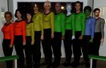 U.S.S. Von der Tann Bridge Crew