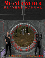 MegaTraveller Players' Manual for MTU by ssgbryan