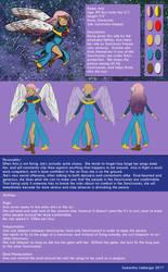HIGHERWORLD OCT: The Sanctuary Keeper Aria