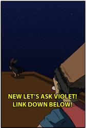 Let's Ask Violet - Peeping by eyesofviolet13