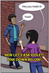 Let's Ask Violet - Not Exactly by eyesofviolet13