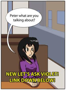 Let's Ask Violet - Doing Great