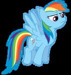 Rainbow Dash defies you.