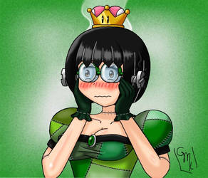 Super Crown OC 3: Kagette by Maxirider