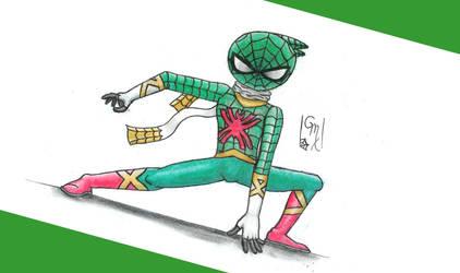 Spidersona: Spider-Rider by Maxirider