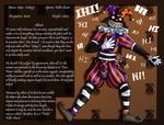 Halloweenger Redraw 9: Joker by Maxirider