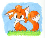 Lil Foxie Dude