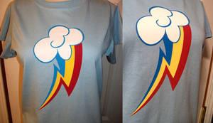 Rainbow Dash Shirt by PrettyKitty