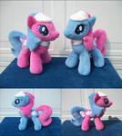 Spa Ponies