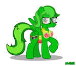Commish - Gummy G. Green