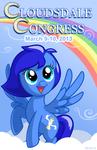 Cloudsdale Congress Conbook Cover